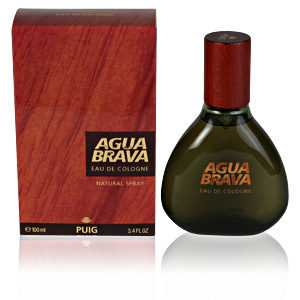 Puig - AGUA BRAVA eau de cologne spray 100 ml ab 14.56 (30.00) Euro im Angebot