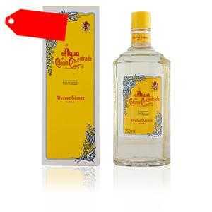 Alvarez Gomez - AGUA DE COLONIA CONCENTRADA concentrated eau de cologne 750 ml ab 36.15 (55.00) Euro im Angebot