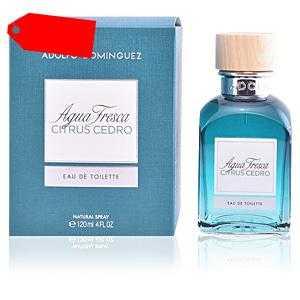 Adolfo Dominguez - AGUA FRESCA CITRUS CEDRO eau de toilette spray 120 ml ab 26.80 (49.00) Euro im Angebot