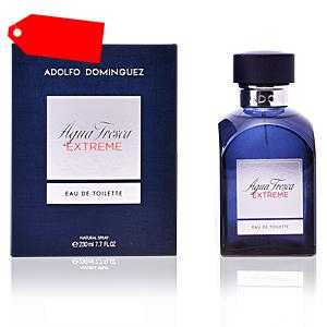 Adolfo Dominguez - AGUA FRESCA EXTREME eau de toilette spray 230 ml ab 30.47 (57.00) Euro im Angebot