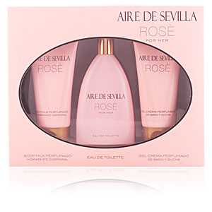 Aire Sevilla - AIRE DE SEVILLA ROSÈ set 3 pz ab 15.40 (20.00) Euro im Angebot