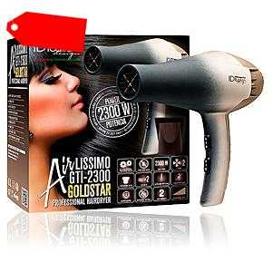 Id Italian - AIRLISSIMO GTI 2300 HAIRDRYER gold star ab 68.99 (199.00) Euro im Angebot