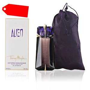 Thierry Mugler - ALIEN eau de parfum the refillable stones 90 ml ab 78.08 (119.00) Euro im Angebot