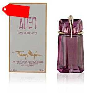 Thierry Mugler - ALIEN eau de toilette the non refillable stones 60 ml ab 47.43 (69.50) Euro im Angebot