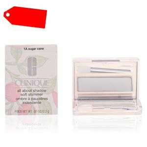 Clinique - ALL ABOUT SHADOW soft shimmer #1A-sugar cane ab 17.16 (24.00) Euro im Angebot