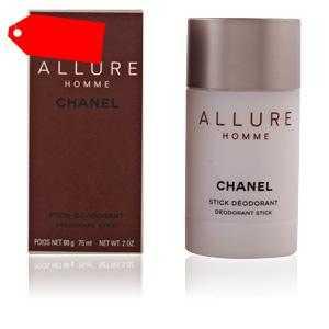 Chanel - ALLURE HOMME deodorant stick 75 ml ab 32.32 (33.00) Euro im Angebot