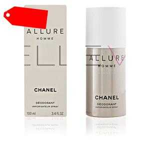 Chanel - ALLURE HOMME ÉDITION BLANCHE deodorant spray 100 ml ab 37.11 (0.00) Euro im Angebot