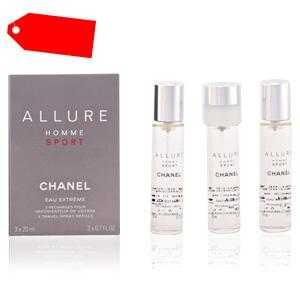 Chanel - ALLURE HOMME SPORT eau extrême refills 3 x 20 ml ab 83.64 (0.00) Euro im Angebot