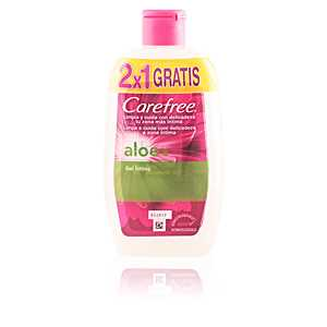 Carefree - ALOE VERA GEL INTIMO set ab 4.62 (0.00) Euro im Angebot