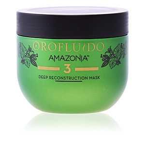 Orofluido - AMAZONIA step 3 deep reconstruction mask 500 ml ab 15.23 (58.50) Euro im Angebot