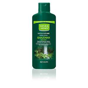 Natural Honey - AMAZONIAN SECRETS gel de baño 650 ml ab 4.32 (0.00) Euro im Angebot