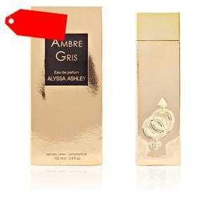 Alyssa Ashley - AMBRE GRIS eau de parfum spray 100 ml ab 31.73 (61.55) Euro im Angebot