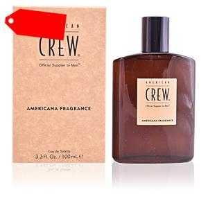 American Crew - AMERICANA FRAGRANCE eau de toilette spray 100 ml ab 20.50 (33.10) Euro im Angebot