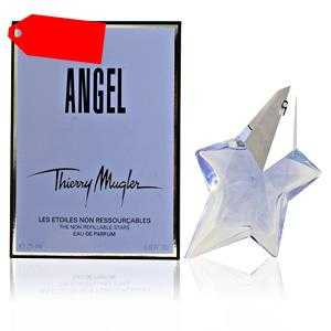 Thierry Mugler - ANGEL eau de parfum the non refillable stars 25 ml ab 39.45 (65.00) Euro im Angebot