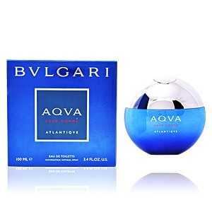Bvlgari - AQVA POUR HOMME ATLANTIQUE eau de toilette spray 100 ml ab 49.33 (95.00) Euro im Angebot