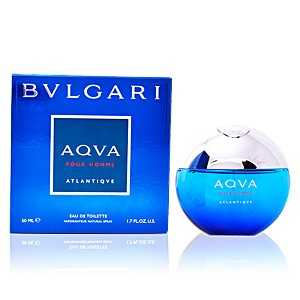 Bvlgari - AQVA POUR HOMME ATLANTIQUE eau de toilette spray 50 ml ab 37.75 (69.00) Euro im Angebot
