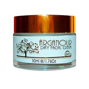 Arganour - ARGAN crema de dia SPF15 50 ml ab 10.53 (13.00) Euro im Angebot