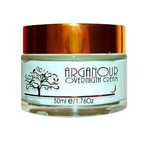 Arganour - ARGAN crema de noche anti-edad 50 ml ab 10.35 (13.00) Euro im Angebot