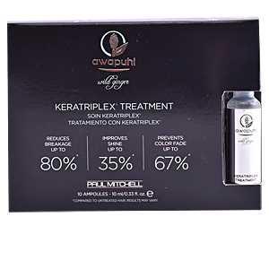 Paul Mitchell - AWAPUHI wild ginger keratriplex treatment 10 x 10 ml ab 66.25 (80.55) Euro im Angebot