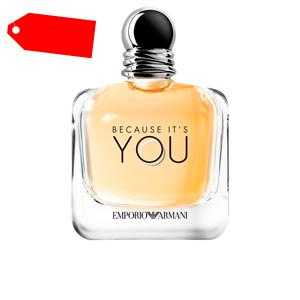 Giorgio Armani - BECAUSE IT'S YOU limited edition eau de parfum spray 150 ml ab 89.25 (127.50) Euro im Angebot