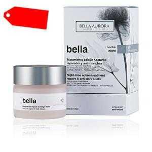 Bella Aurora - BELLA NIGHT night-time action treatment repairs & anti-dark spots 50 ml ab 23.19 (38.00) Euro im Angebot