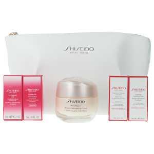 Shiseido - BENEFIANCE WRINKLE SMOOTHING CREAM set ab 66.44 (102.00) Euro im Angebot