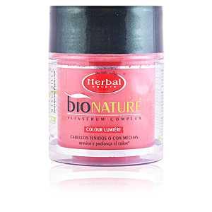 Herbal Nature - BIO NATURE colour lumière mascarilla 300 ml ab 18.82 (0.00) Euro im Angebot