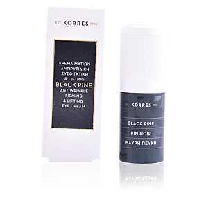 Korres - BLACK PINE anti-wrinkle firming & lifting eye cream 15 ml ab 28.48 (45.40) Euro im Angebot