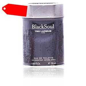 Ted Lapidus - BLACK SOUL eau de toilette spray 50 ml ab 37.43 (54.81) Euro im Angebot