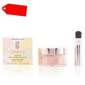Clinique - BLENDED face powder&brush #08-transparency neutral ab 23.93 (30.50) Euro im Angebot