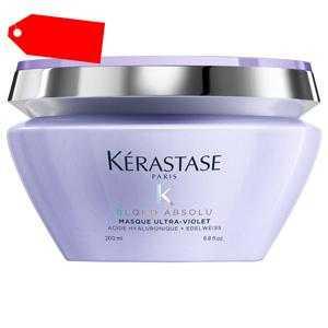 Kérastase - BLOND ABSOLU masque ultra-violet 200 ml ab 30.95 (42.40) Euro im Angebot