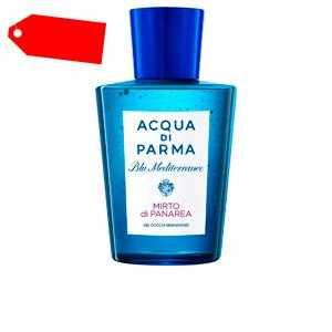 Acqua Di Parma - BLU MEDITERRANEO MIRTO DI PANAREA shower gel 200 ml ab 28.64 (36.99) Euro im Angebot