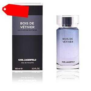 Lagerfeld - BOIS DE VÉTIVER eau de toilette spray 100 ml ab 24.09 (85.00) Euro im Angebot