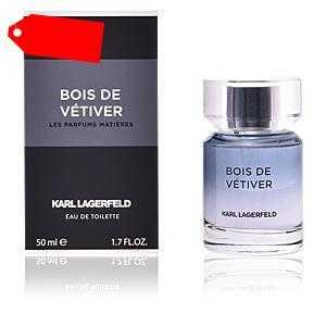 Lagerfeld - BOIS DE VÉTIVER eau de toilette spray 50 ml ab 17.79 (60.00) Euro im Angebot