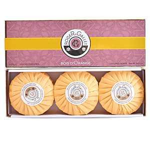 Roger & Gallet - BOIS D'ORANGE savons parfumés 3 x 100 gr ab 16.95 (0.00) Euro im Angebot