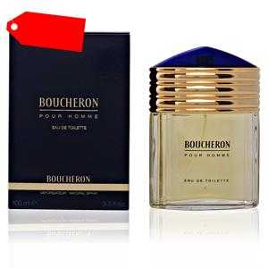 Boucheron - BOUCHERON POUR HOMME eau de toilette spray 100 ml ab 28.75 (80.00) Euro im Angebot