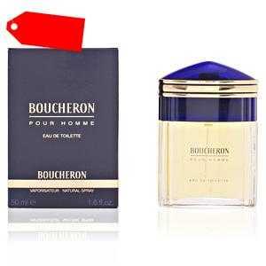 Boucheron - BOUCHERON POUR HOMME eau de toilette spray 50 ml ab 21.25 (52.00) Euro im Angebot