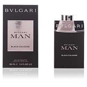 Bvlgari - BVLGARI MAN BLACK cologne eau de toilette spray 100 ml ab 49.55 (99.00) Euro im Angebot