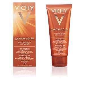 Vichy - CAPITAL SOLEIL auto bronzant lait hydratant 100 ml ab 13.39 (16.25) Euro im Angebot