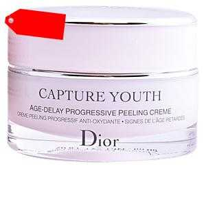 Dior - CAPTURE YOUTH age-delay progressive peeling creme 50 ml ab 78.54 (96.94) Euro im Angebot