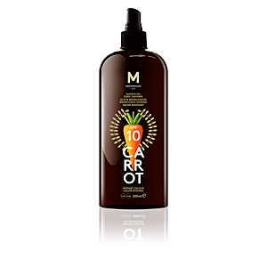 Mediterraneo Sun - CARROT suntan oil dark tanning SPF10 200 ml ab 7.55 (10.50) Euro im Angebot
