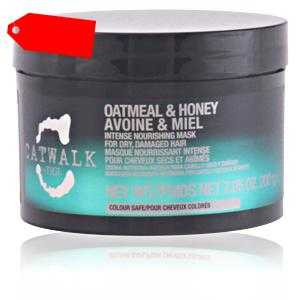 Tigi - CATWALK OATMEAL & HONEY nourishing mask 200 ml ab 8.64 (31.30) Euro im Angebot