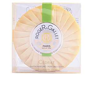Roger & Gallet - CÉDRAT savon parfumé 100 gr ab 6.95 (7.10) Euro im Angebot