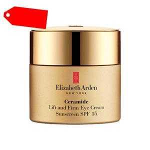 Elizabeth Arden - CERAMIDE lift and firm eye cream SPF15 15 ml ab 37.51 (67.00) Euro im Angebot