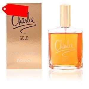 Revlon - CHARLIE GOLD eau de toilette spray 100 ml ab 5.45 (25.25) Euro im Angebot
