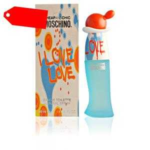Moschino - CHEAP AND CHIC I LOVE LOVE eau de toilette spray 30 ml ab 20.32 (42.50) Euro im Angebot
