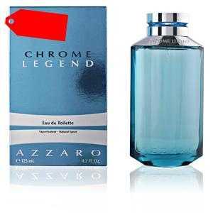 Azzaro - CHROME LEGEND eau de toilette spray 125 ml ab 27.01 (74.00) Euro im Angebot