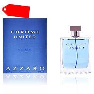 Azzaro - CHROME UNITED eau de toilette spray 100 ml ab 32.92 (70.00) Euro im Angebot