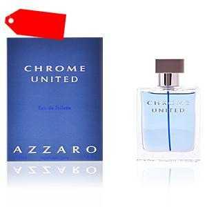 Azzaro - CHROME UNITED eau de toilette spray 50 ml ab 34.04 (50.00) Euro im Angebot