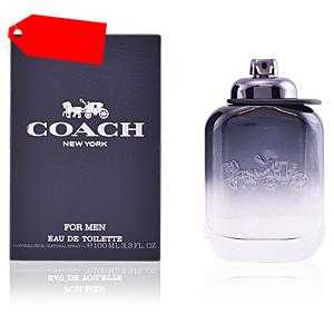 Coach - COACH FOR MEN eau de toilette spray 100 ml ab 56.00 (80.00) Euro im Angebot